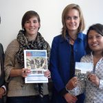 Nepal Trust visits health supporters CÎME in Belgium