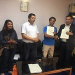 New Project -and General Agreement signed for 5 years with Nepal government